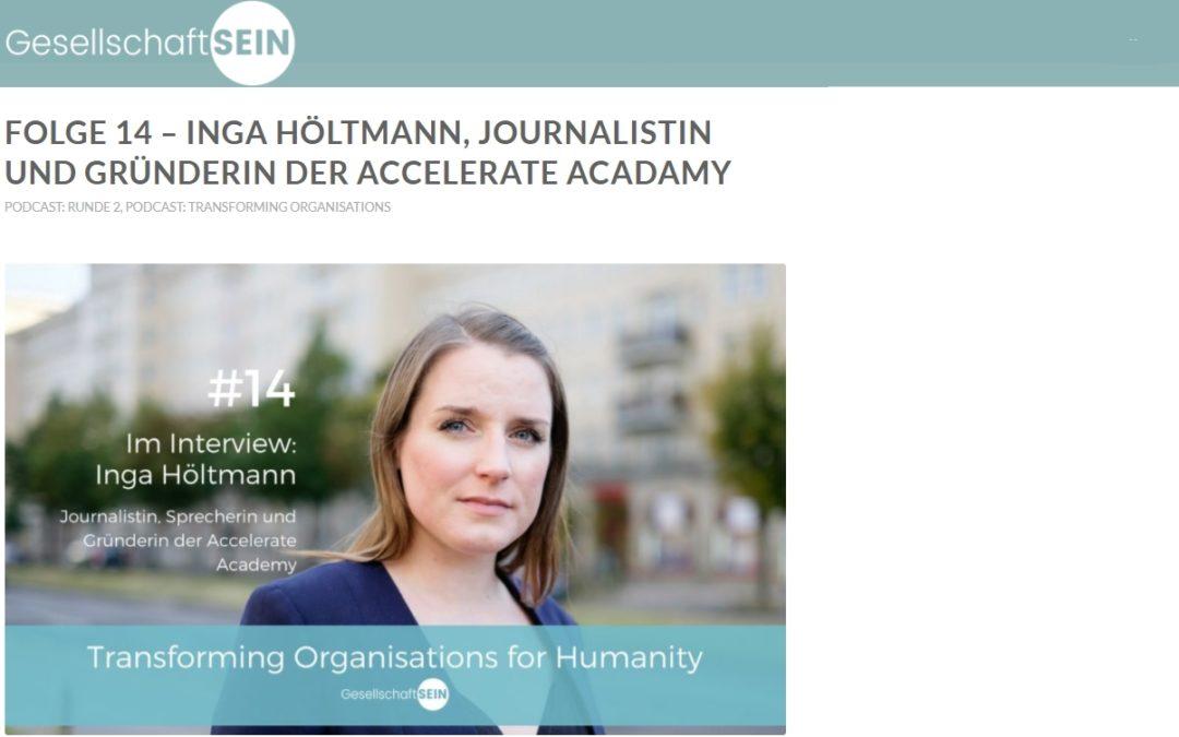 Screenshot: GesellschaftSein