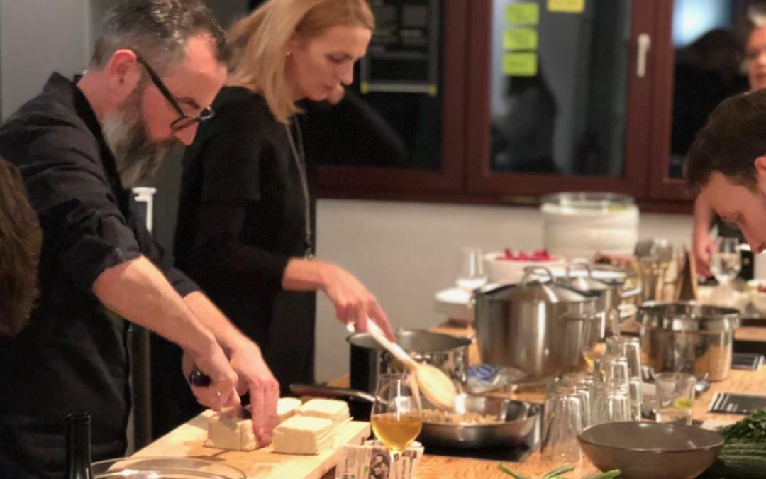 Was man vom Kochen über Neue Arbeit lernen kann