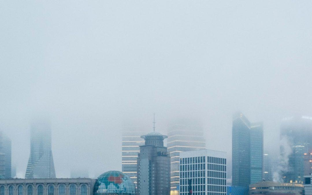 Shanghai Skyline (Bild: Ralf Leineweber on Unsplash)