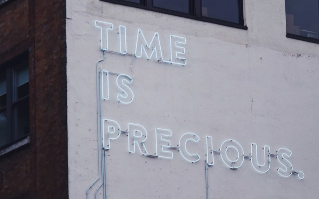 Time is precious (Photo by Harry Sandhu on Unsplash)
