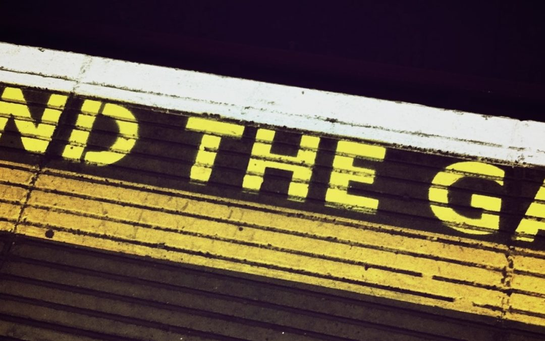 Mind the Gap Signage (Photo by Pixabay on Pexels)