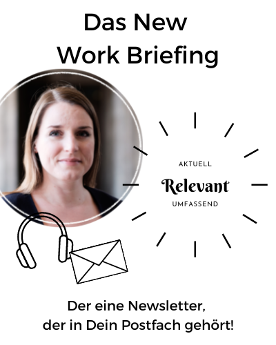 New Work Briefing Popup