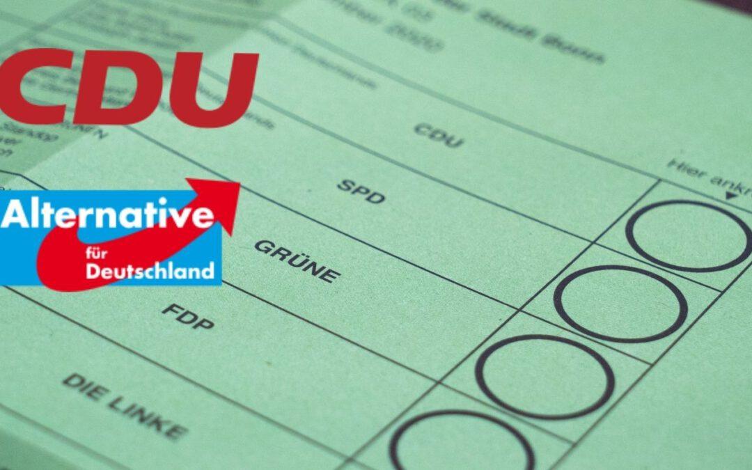 Wahlprogramm-Check | Teil 1: Union und AfD